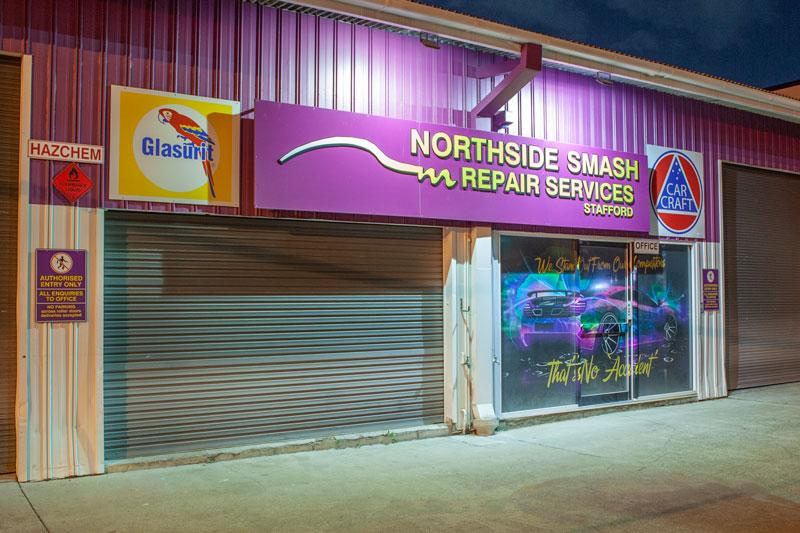Northside Smash Repairs - Stafford